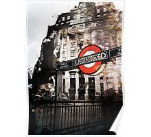The London Underground 01 Poster