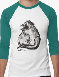 satiety Men's Baseball ¾ T-Shirt