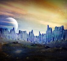 Land Scape by Vanessa Barklay