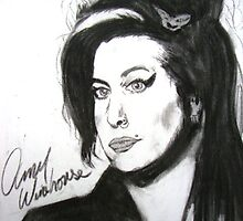 Amy Winehouse 1984 - 2011 by buddybetsy