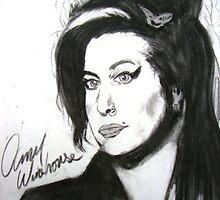 Amy Winehouse 1984 - 2011 by buddybetsy