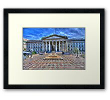 The Treasury Department - Washington DC Framed Print