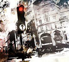 London Traffic Lights by Jonathan Lam
