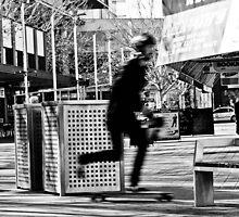 Kick Push by PhotoJerno