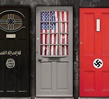 The next door neighbor. by Alex Preiss