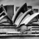 Sydney Opera House by Eve Parry