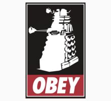 Obey One Piece - Long Sleeve