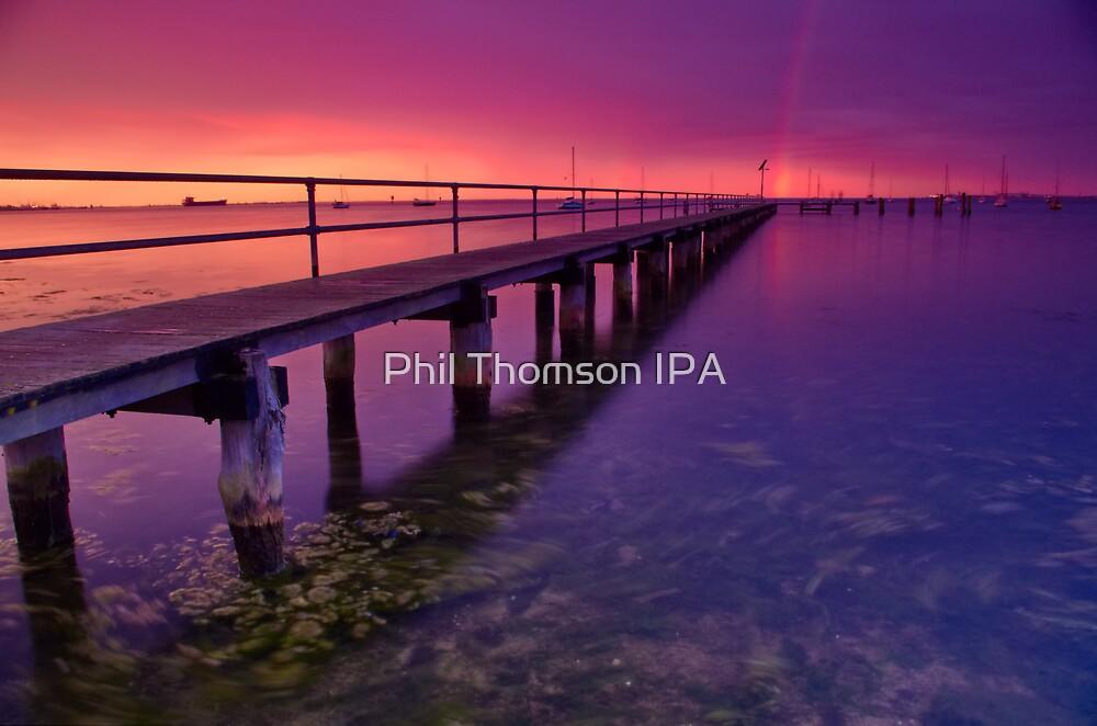 """Neon Sundown"" by Phil Thomson IPA"