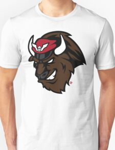 Shadaloo Bison sticker Unisex T-Shirt