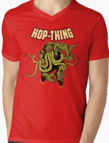 Hop-Thing (Simple Background) Mens V-Neck T-Shirt