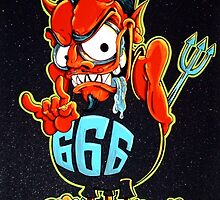 Devil Fink by Joey Finz