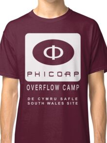 Torchwood: PhiCorp camps Classic T-Shirt