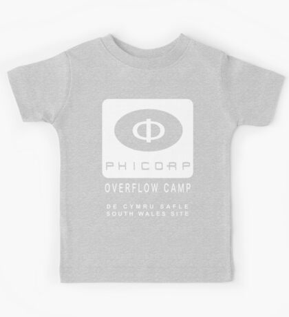 Torchwood: PhiCorp camps Kids Tee