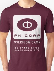 Torchwood: PhiCorp camps T-Shirt