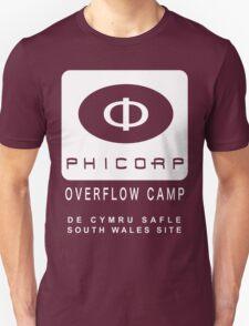 Torchwood: PhiCorp camps Unisex T-Shirt