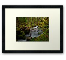 A Touch Of Heaven ~ Oregon Cascades ~ Framed Print