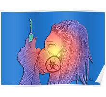 Acid Nurse Poster