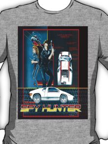 spy hunter retro game T-Shirt