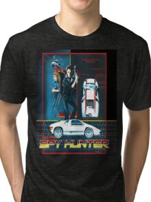 spy hunter retro game Tri-blend T-Shirt