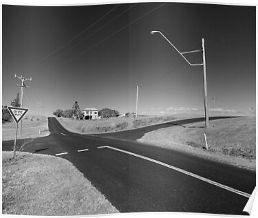 Emu Park Intersection by wellman