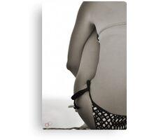 Mediterranean Bodyscape Canvas Print