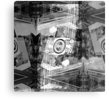 P1430771 _Luminance _Rasterbator _XnView _GIMP Canvas Print