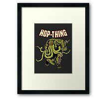 Hop-Thing (Simple Background) Framed Print