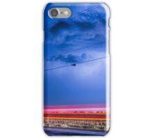 Drive By Lightning Strike iPhone Case/Skin