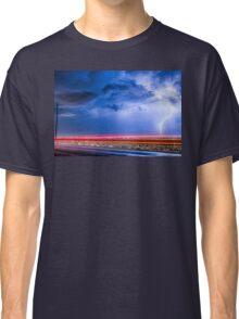 Drive By Lightning Strike Classic T-Shirt
