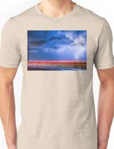 Drive By Lightning Strike Unisex T-Shirt