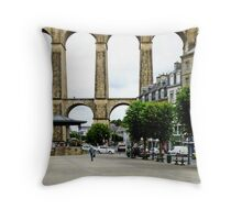 """"""" Only in France"""" Throw Pillow"""