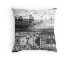 P1430781 _Luminance _Rasterbator _XnView _GIMP Throw Pillow