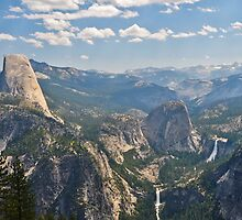 Glacier Point by Bob Moore