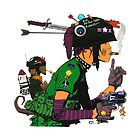 Tank Girl by crashmat