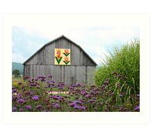 """""""Tennessee Tulip"""" Art Print"""