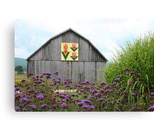 """Tennessee Tulip"" Canvas Print"