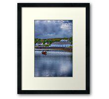Talisker  Isle of skye Framed Print