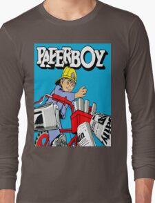 paperboy Long Sleeve T-Shirt