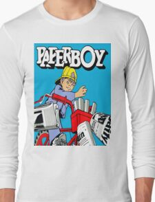 paperboy Long Sleeve T-Shirt