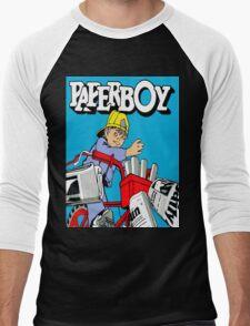 paperboy Men's Baseball ¾ T-Shirt