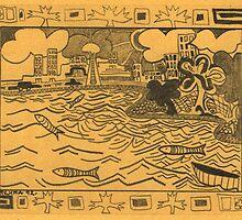 TORONTO HARBOURFRONT by REKHA Iyern [Fe] Records Canada