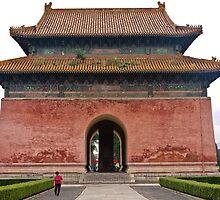 The Ming Tombs - Main Entrance by © Hany G. Jadaa © Prince John Photography