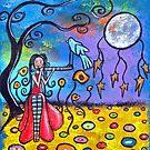 She Brings The Night by Juli Cady Ryan