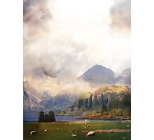 A Dream of Alba. Photographic Print