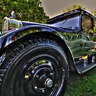 Nash Touring  1928 by pdsfotoart