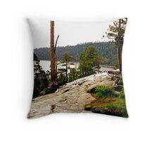 """""""Brink of the Falls"""" Throw Pillow"""