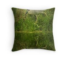 ...have we met? Throw Pillow