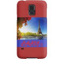 Love paris  Samsung Galaxy Case/Skin