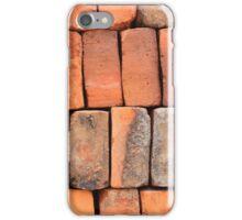 Adobe Bricks in a Pile iPhone Case/Skin