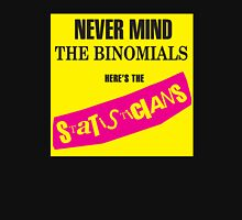 Never Mind The Binomials Mens V-Neck T-Shirt